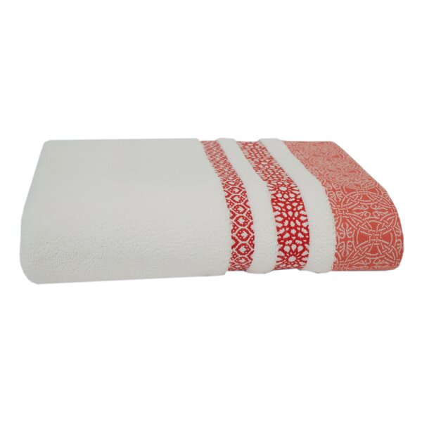 100% Cotton Bath Towel by Highland Dunes